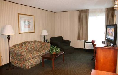 Suite Hampton Inn Carlstadt At The Meadowl Carlstadt (New Jersey)
