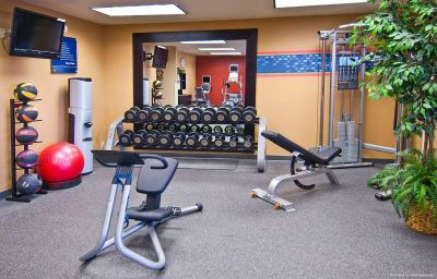 Wellness/fitness Hampton Inn Oklahoma City-Northwest Oklahoma City (Oklahoma)