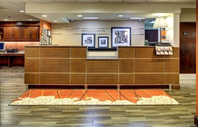 Hall Hampton Inn Johnson City Johnson City (Tennessee)
