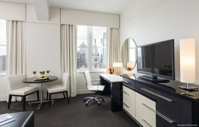 Suite LOEWS PHILADELPHIA HOTEL Philadelphia (Pennsylvania)