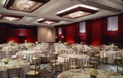 Banqueting hall Omni Hotel at CNN Center Atlanta (Georgia)