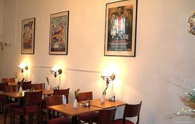 Restaurante City Pension Berlin