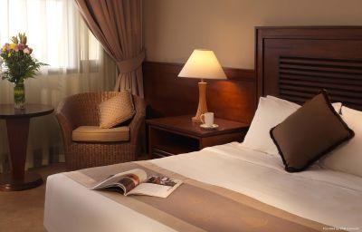 Room Sharjah Radisson Blu Resort