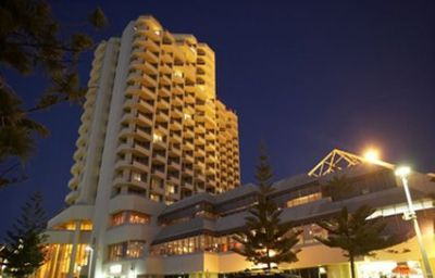 Exterior view RENDEZVOUS HOTEL PERTH Perth (State of Western Australia)