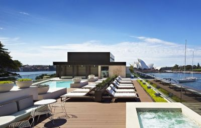 Piscina Park Hyatt Sydney Sydney (State of New South Wales)