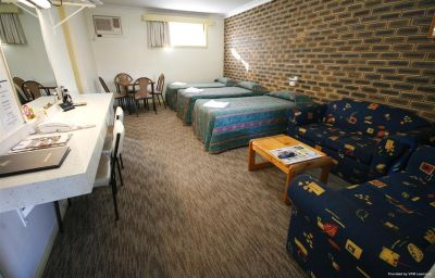 Chambre BEST WESTERN TOP OF THE TOWN Inverell (State of New South Wales)