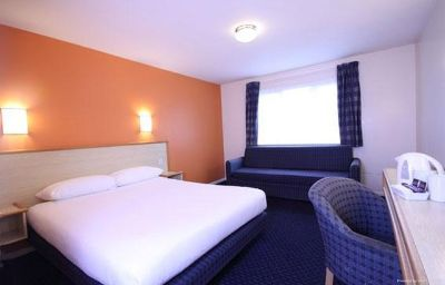 Номер TRAVELODGE IPSWICH STOWMARKET Stowmarket (Mid Suffolk, England)