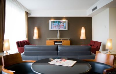 Hotel interior Crowne Plaza BRUSSELS AIRPORT Brussels (Brussels-Capital Region)