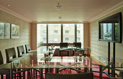 Sala konferencyjna London Marriott Hotel West India Quay London (England)