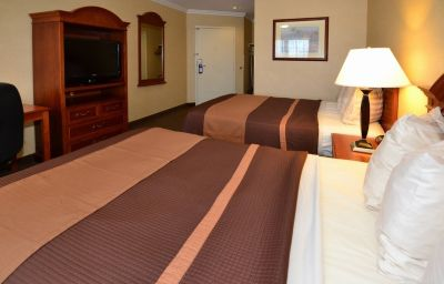 Room BEST WESTERN AIRPARK HOTEL Inglewood (California)