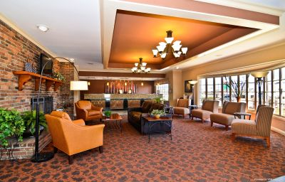 Hall Best Western Coach House Inn Springfield (Missouri)