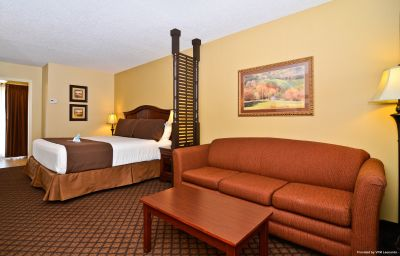 Suite Best Western Coach House Inn Springfield (Missouri)
