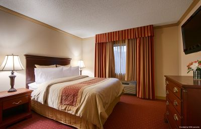 Camera BEST WESTERN PLUS MURRAY HILL New Providence (New Jersey)