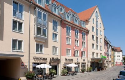 Vista esterna Holiday Inn NÜRNBERG CITY CENTRE Nuremberg (Bayern)