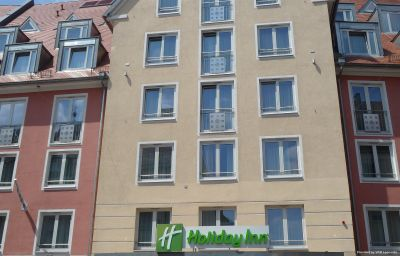 Exterior view Holiday Inn NÜRNBERG CITY CENTRE Nuremberg (Bayern)