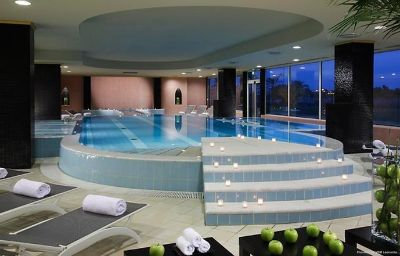 Wellness/fitness area Rome Marriott Park Hotel Rome (Roma)