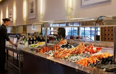 Restaurante Sydney Harbour Marriott Hotel at Circular Quay Sydney (State of New South Wales)