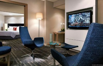 Habitación Sydney Harbour Marriott Hotel at Circular Quay Sydney (State of New South Wales)