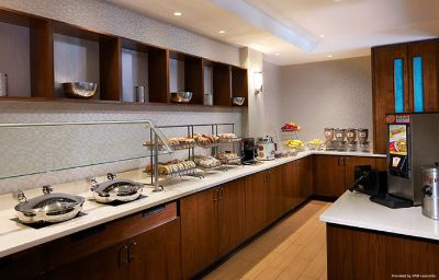 Restauracja SpringHill Suites Newark Liberty International Airport Newark (New Jersey)