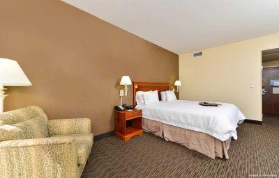 Chambre NJ Hampton Inn Linden