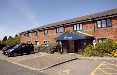 Exterior view TRAVELODGE CANTERBURY WHITSTABLE Faversham (Swale, England)