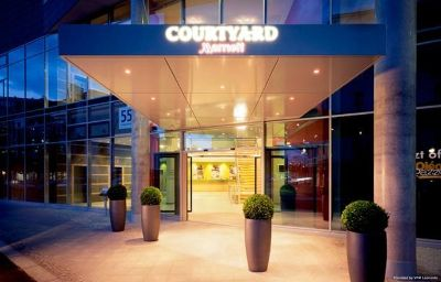 Exterior view Courtyard by Marriott Berlin Mitte Berlin