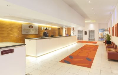 Hall Crowne Plaza LONDON DOCKLANDS London (England)