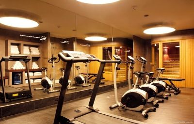 Wellness/fitness Holiday Inn MADRID - LAS TABLAS Madrid (Comunidad de Madrid)