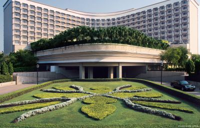 Exterior view TAJ PALACE HOTEL NEW DELHI Delhi (National Capital Territory of Delhi)