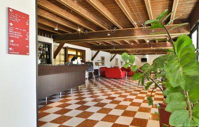 Bar de l'hôtel Best Western Titian Inn Hotel Treviso