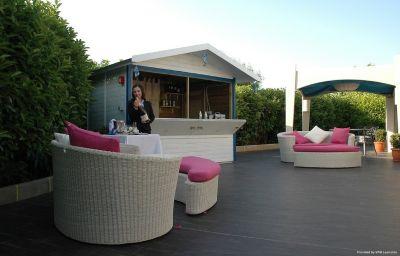 Bar del hotel Principe di Fitalia