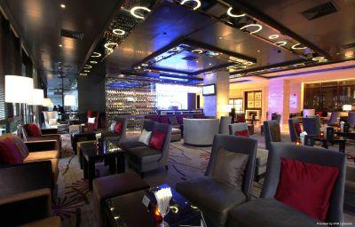 Bar hotelowy Holiday Inn GUANGZHOU SHIFU