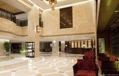 Hol hotelowy Holiday Inn GUANGZHOU SHIFU