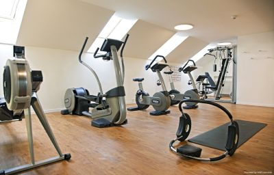 Wellness/fitness area BEST WESTERN Hotel Bristol