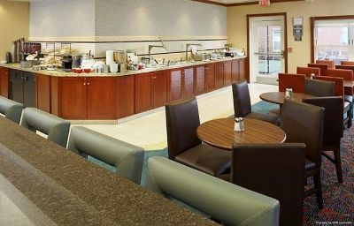 Restaurant Residence Inn East Rutherford Meadowlands East Rutherford (New Jersey)