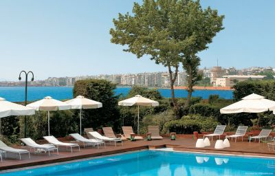 Pool Makedonia Palace Thessalonika (Makedonien)