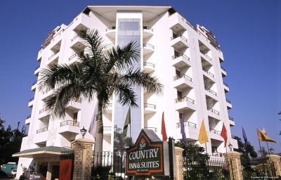 Exterior view COUNTRY INN SUITES HARIDWAR Haridwār (State of Uttarakhand)