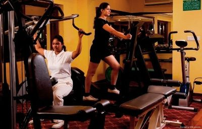 Wellness/fitness area COUNTRY INN SUITES HARIDWAR Haridwār (State of Uttarakhand)