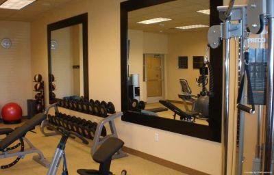 Wellness/Fitness Hilton Garden Inn Salt Lake City Downtown