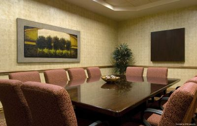 Conference room Hilton Garden Inn Salt Lake City Downtown Salt Lake City (Utah)