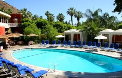 Basen PALM SPRINGS TENNIS RESORT Palm Springs (California)
