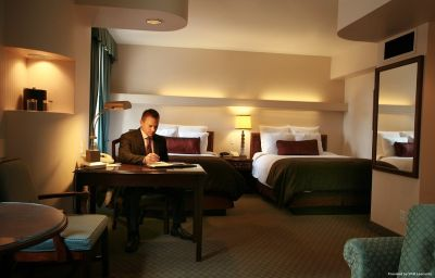 Chambre THE ROOSEVELT. A COAST HOTEL Seattle (Washington)