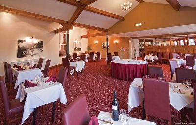 Restaurant Best Western Old Mill and Leisure Club Bury (England)