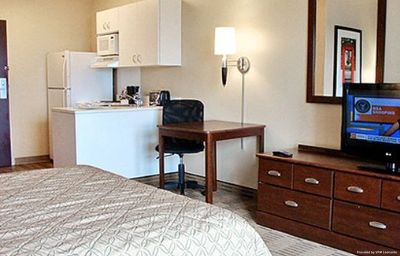 Habitación EXTENDED STAY AMERICA RUTHERFO Rutherford (New Jersey)