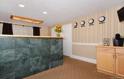Hall Rodeway Inn Logan International Airport Revere (Massachusetts)