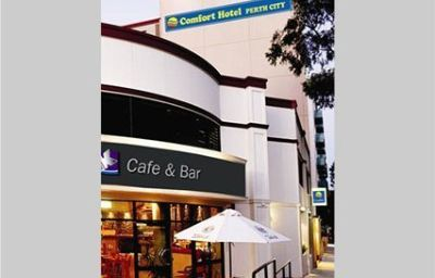 Bar Comfort Hotel Perth City Perth (State of Western Australia)