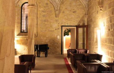 Hotel bar Pousada Mosteiro do Crato Small Luxury Hotels of the World