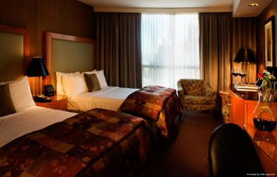 Room EXECUTIVE HOTEL VINTAGE PARK Vancouver (British Columbia)