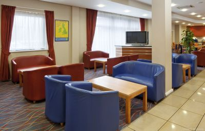 Bar Holiday Inn Express Leicester City Leicester (England)