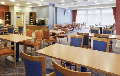 Ristorante Holiday Inn Express Leicester City Leicester (England)
